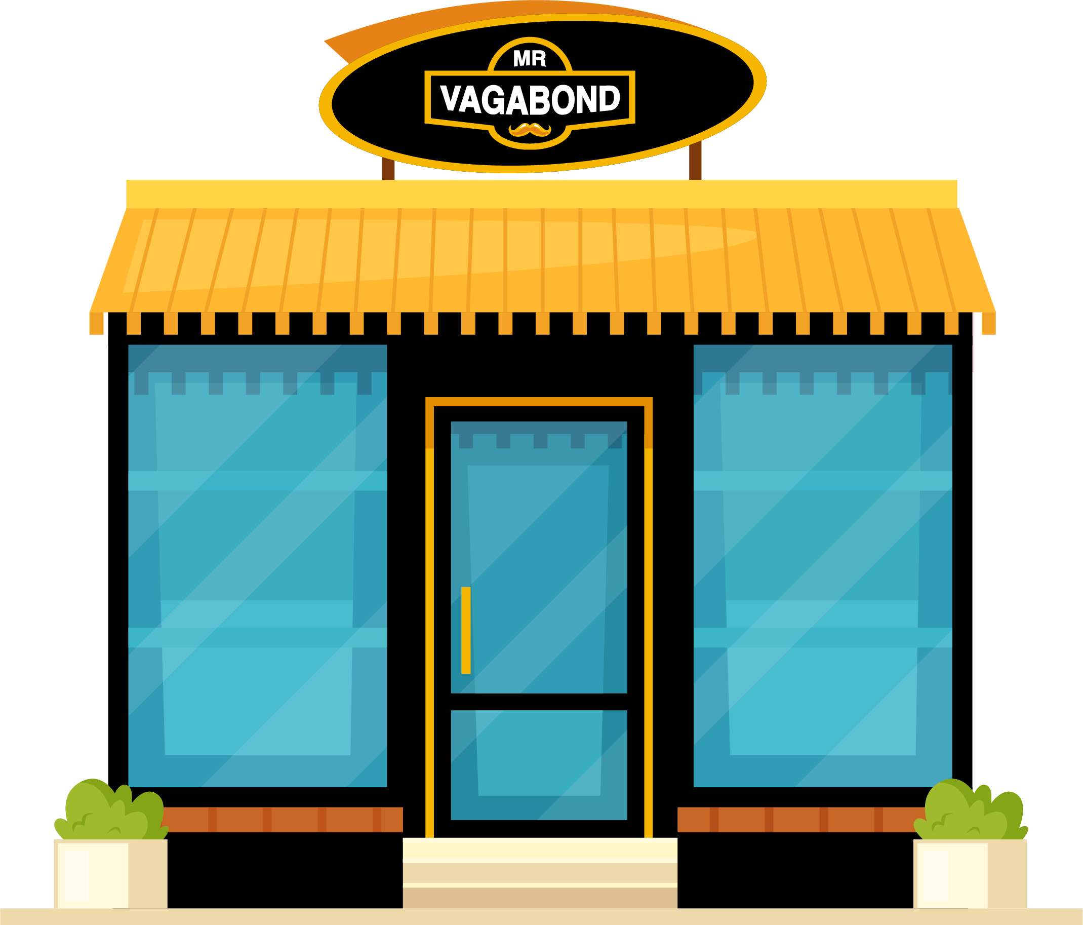 Restaurant Mr Vagabond
