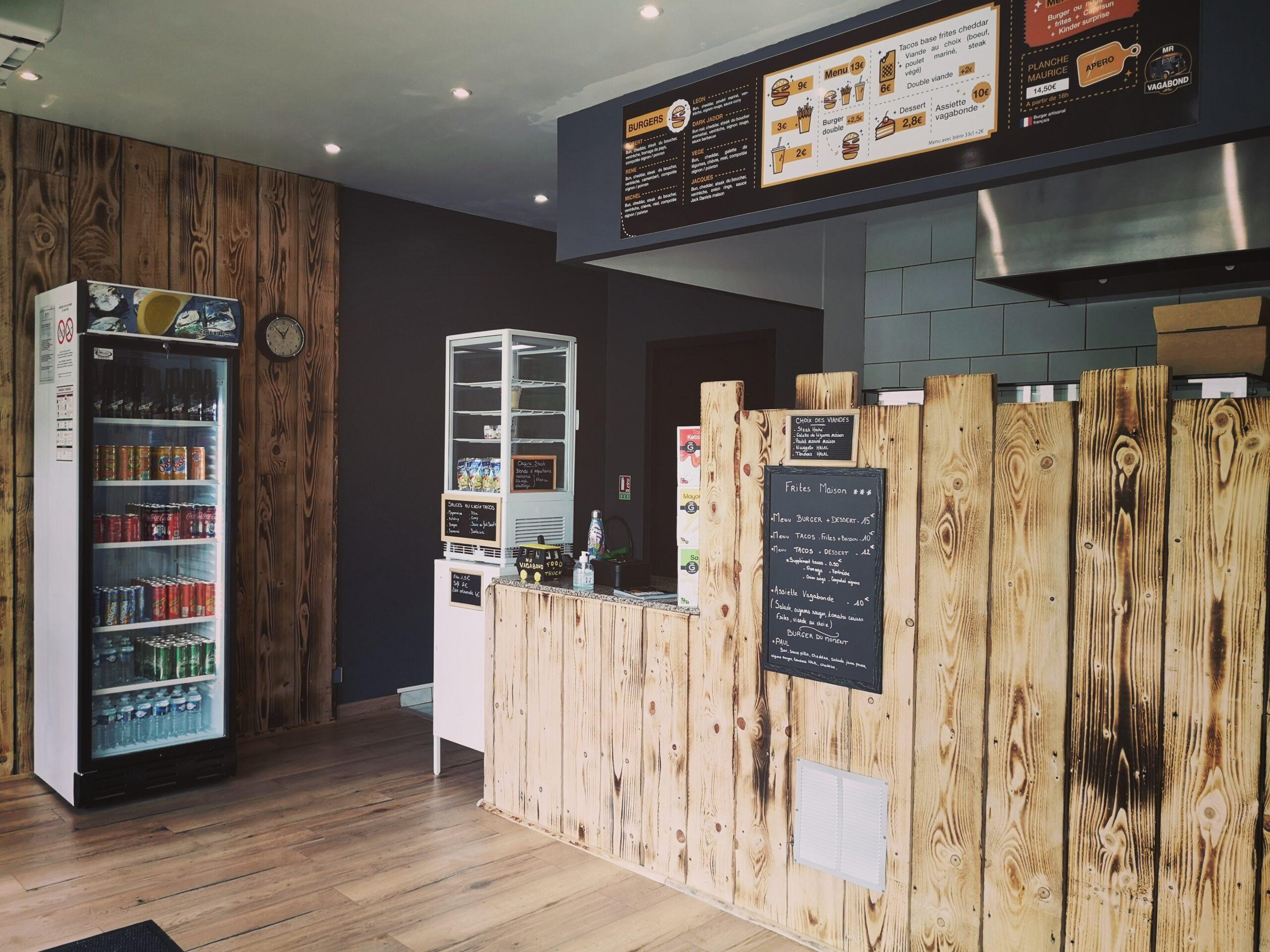 Mr Vagabond Anglet - Restaurant et burger