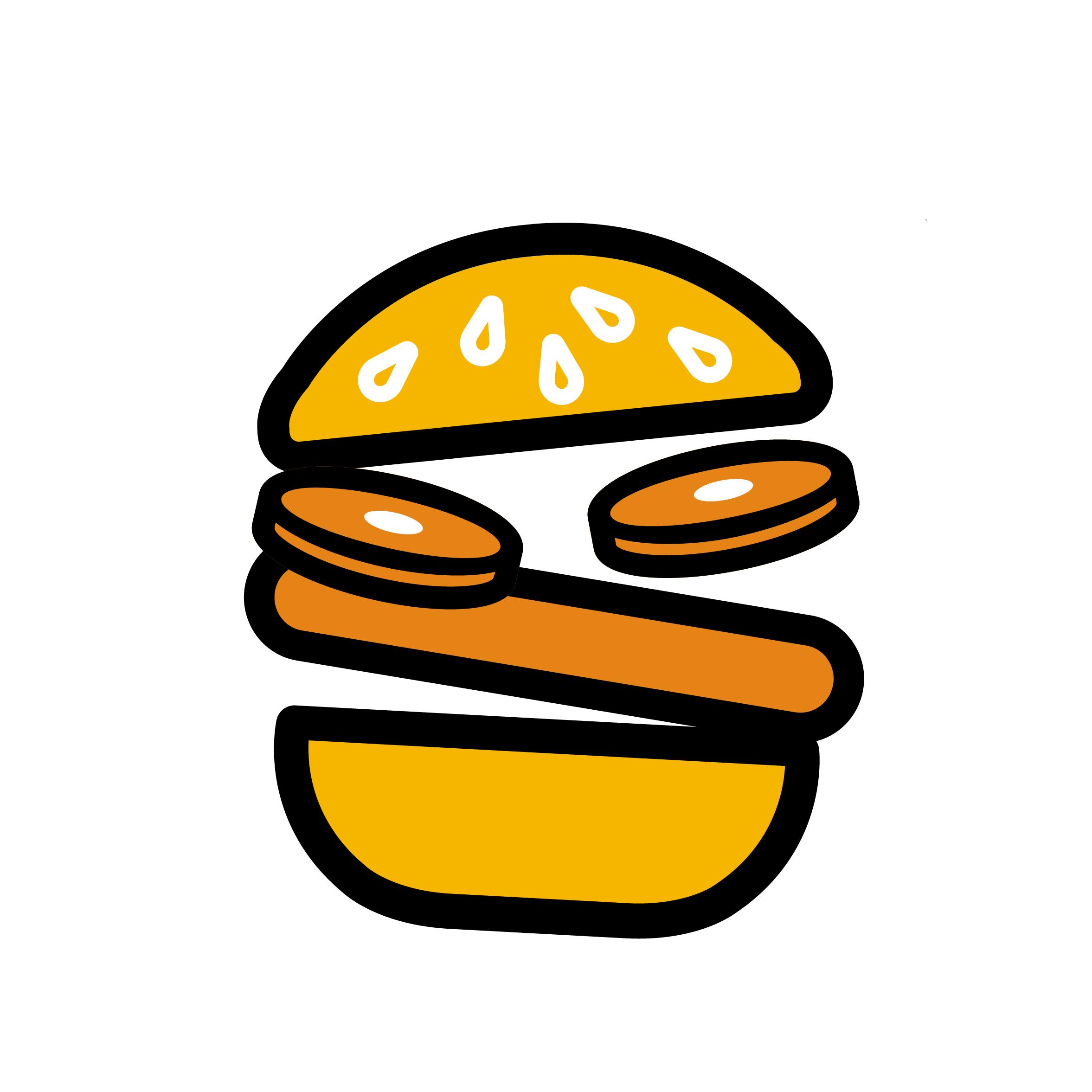 Restaurant Food Truck - Burger